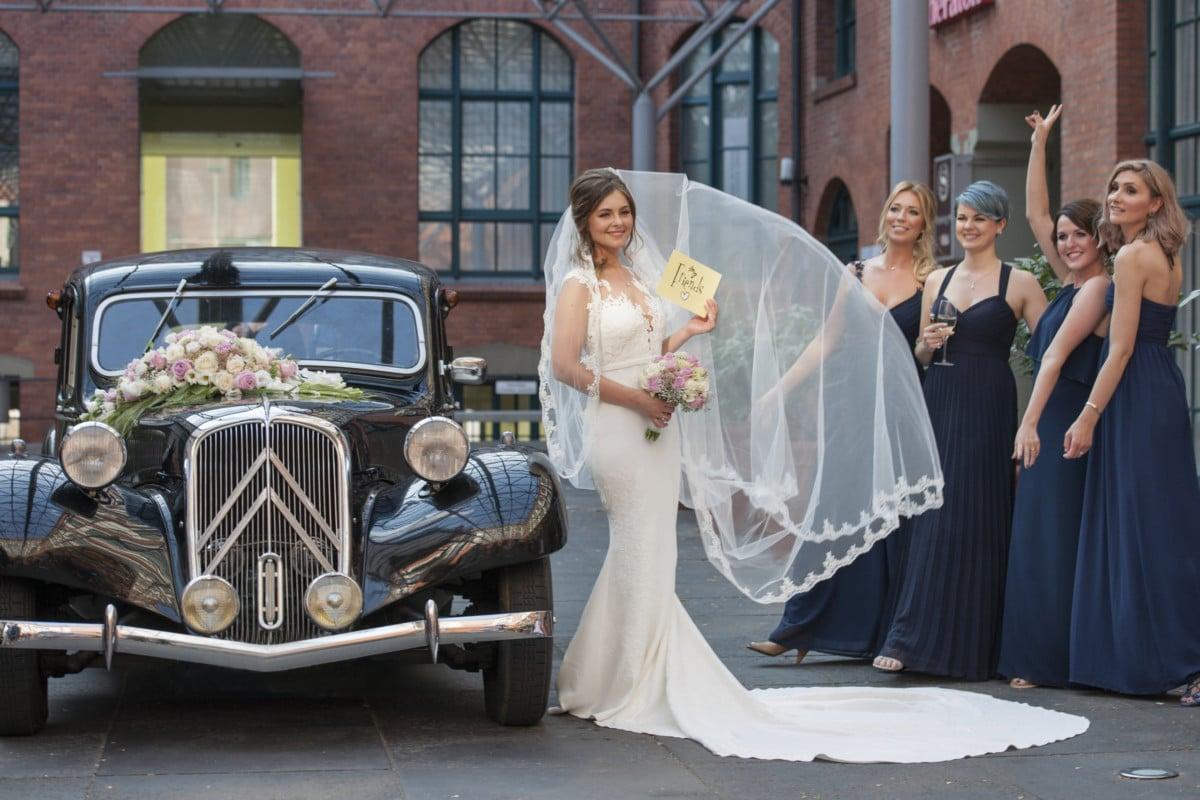 Hochzeitsauto mieten Hannover